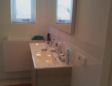 Sanitair voorbeeld 4